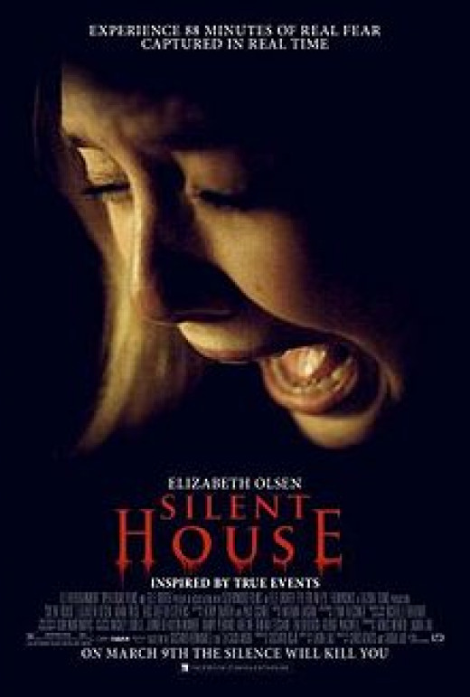 Poster for Silent House
