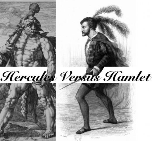 Hercules in Hamlet