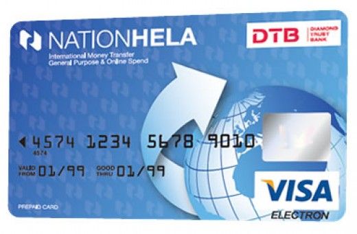 NationHela prepaid card