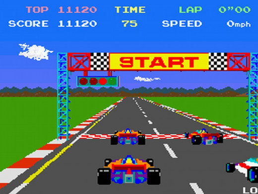 One of the greatest driving games ever