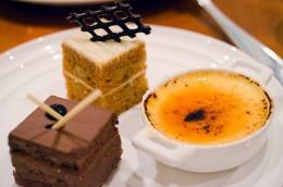 Save room for dessert!