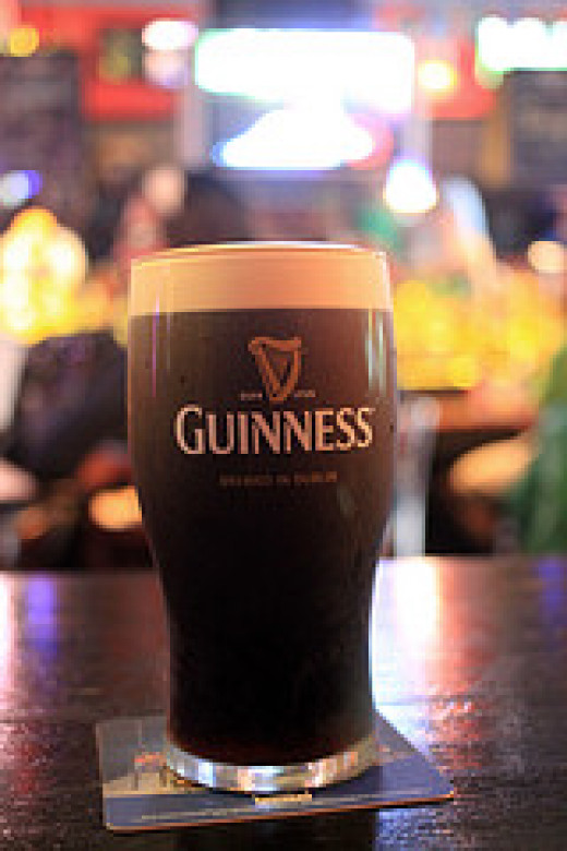 Guinness as a beer, is in  a class by itself. It has a smooth rich texture, a perfectly creamy head, and a complex flavor.