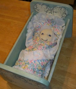 Sew A Toddler's Baby-Doll-In-A-Blanket