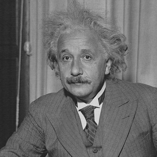 Albert Einstein was well Known and respected, but he knew his stuff