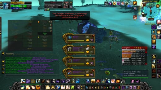 THis is how Need before Greed loot roles look like. This will change for LFR in MoP, however.