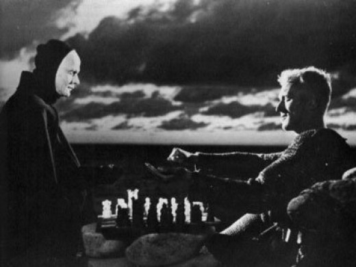The Famous Chess with Death