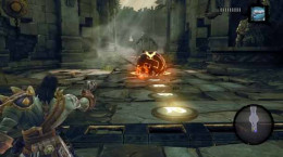 Darksiders 2 the Overcome Lost Temple Obstacles