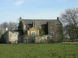 Towton Hall, nearby but not instrumental to the conflict