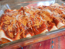 Cheese Enchiladas Recipe