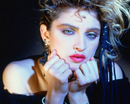 "In the ""old days"" (the 80's for you youngins), Madonna set the bar of coolness."