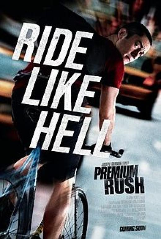Poster for Premium Rush