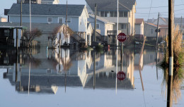 While some areas of the country are reeling from drought other areas are underwater.