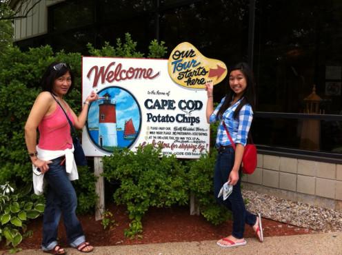 Cape Cod Potato Chips Factory