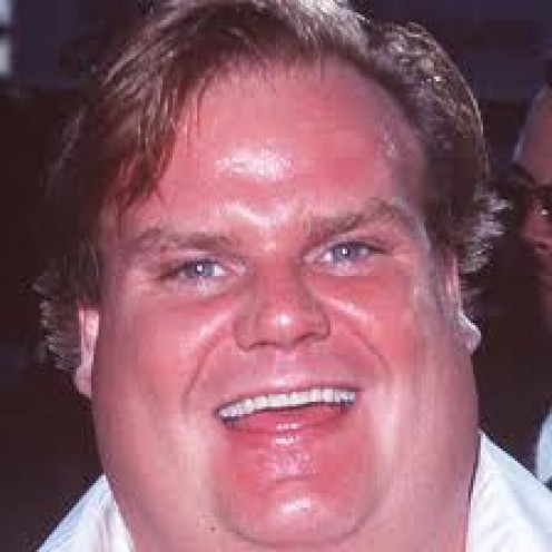 Chris Farley was a regular on Saturday Night Live. He died from Heart failure due to drug overdose.