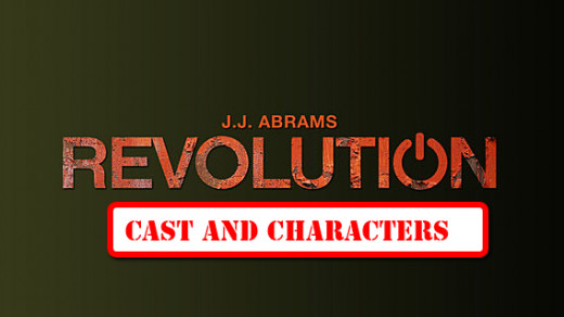 Revolution cast and characters