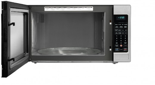 Microwave Oven. Image Credit: Amazon.Com