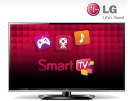 Why LG Smart TV?