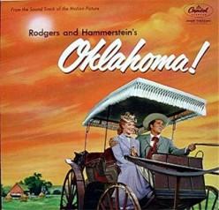 Alternative poster for Oklahoma
