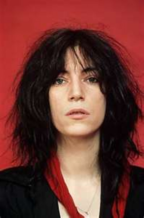 Young Patti Smith