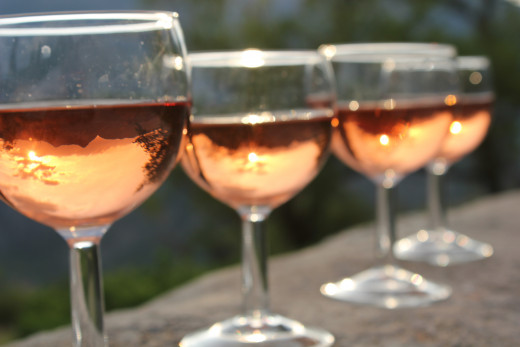 The Rosé of Provence, the oldest wine in France