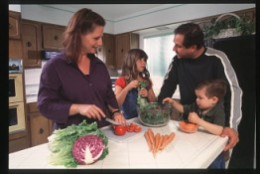 Teach your children to make healthy food choices
