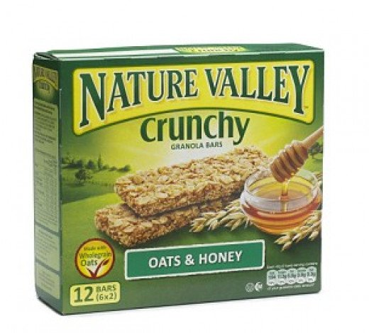 Nature Valley Cereal Bars