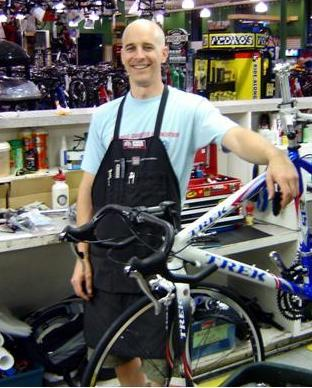 Remember, your local bike shop will have an experienced mechanic who can help maintain your bike.