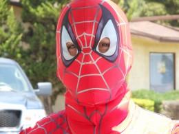 I can be myself!  Not a super hero!