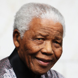 Nelson Mandela. A key political figure in South Africa's recovery from the Apartheid.