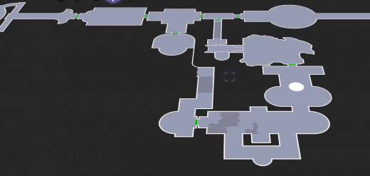 Darksiders 2 the Lost Temple Map