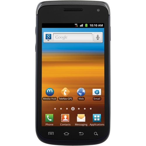 The phone I chose