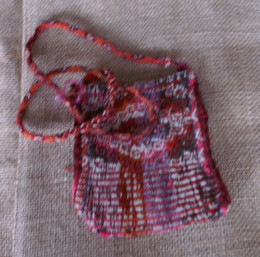 Any type of small bag can be used as a mojo bag.