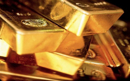 A run on the Gold Reserves of European Peripheral Nations