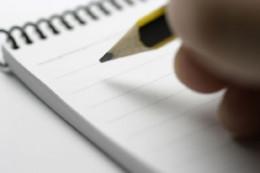 Create a list today