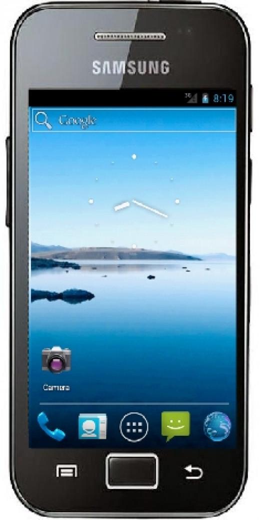 Samsung Galaxy Ace ICS Update