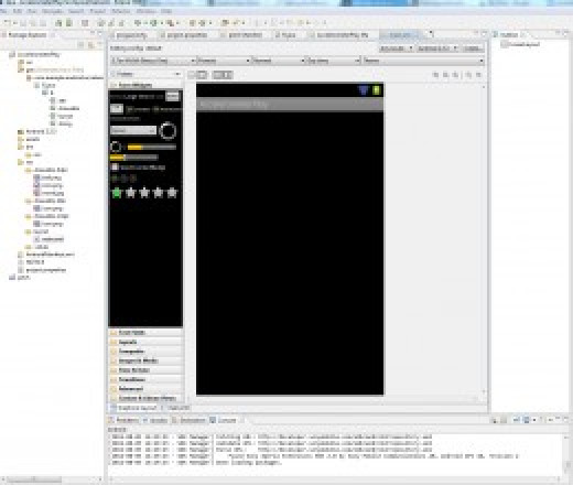 Android Eclipse IDE