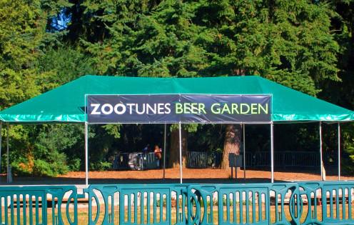 ZooTunes Beer Garden