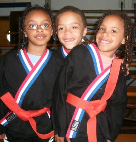 My Karate Kids