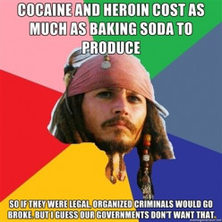 Are you ready to end the drug war yet?