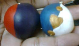 Gris-gris balls