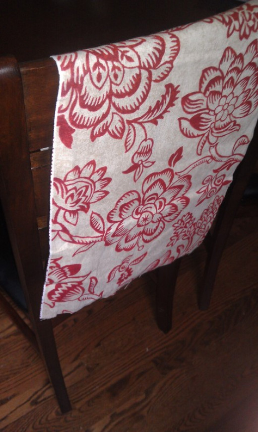 what to do with the leftover fabric?