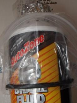 Emergency Brake Light Indicator Kia 2000 Sportage