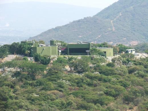 Xochicalco  Museum
