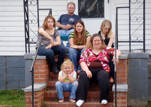 Honey Boo Boo's family