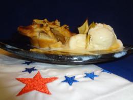 Perfect American Pie - every last bite!