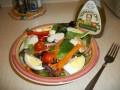 Healthy Chicken Garden Salad