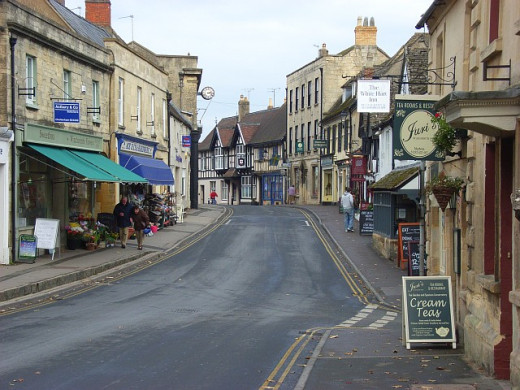 Winchcomb is a prime example of a beautiful, small Cotswold town that is utterly steeped in history.