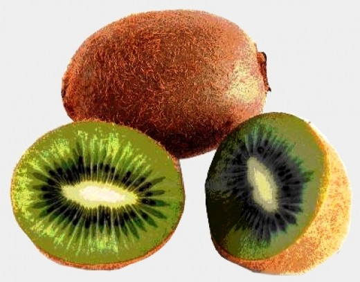 Kiwi Fruit is a regarded as a 'super food' because of its fabulous nutrition and wonderful array of health benefits
