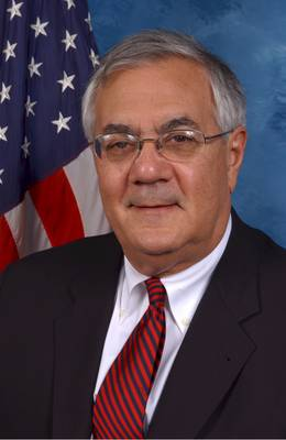 Barney Frank. Chairman of the House Financial Services Committee.