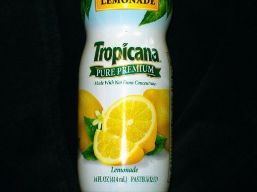 Is this lemonade made from lemons?